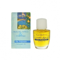 Parfumuotas aliejus Frais Monde White musk and grapefruit Cosmetic 12ml