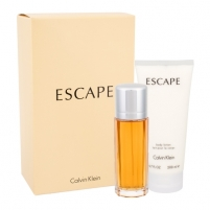 Parfimērijas ūdens Calvin Klein Escape EDP 100ml (komplekts)