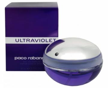 Parfumuotas vanduo Paco Rabanne Ultraviolet EDP moterims 50ml