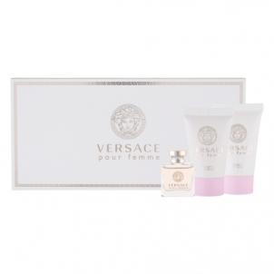 Parfumuotas vanduo Versace Eau De Parfum EDP 5ml (Rinkinys) Kvepalai moterims