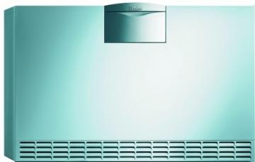 Pastatomi didelės galios ketiniai katilai VK INT 654/9 (65 kW) Dujiniai katilai su atviro degimo kamera