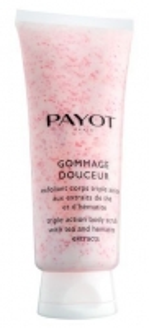 Payot Gommage Douceur Body Scrub Cosmetic 200ml Kūno šveitikliai