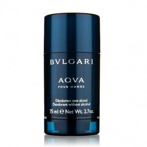 Pieštukinis dezodorantas Bvlgari Aqua Pour Homme Deostick 75ml Dezodorantai/ antiperspirantai