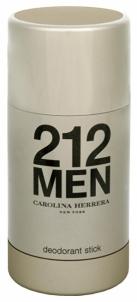 Pieštukinis dezodorantas Carolina Herrera 212 Deostick 75ml Dezodorantai/ antiperspirantai