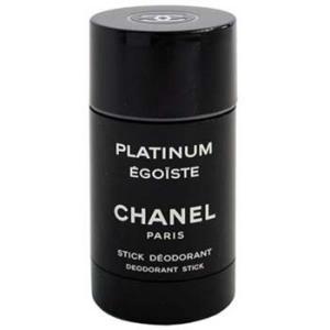 Pieštukinis dezodorantas Chanel Egoiste Platinum Deostick 75ml