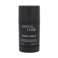 Antiperspirant & Deodorant Giorgio Armani Black Code Deostick 75ml Deodorants/anti-perspirants