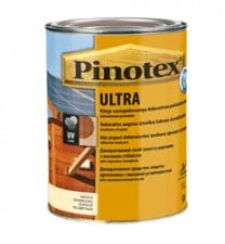 Impregnantas Pinotex ULTRA baltos spalvos 1ltr. Impregnantai