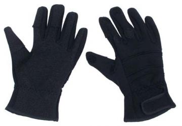 Pirštinės neopreno su numaunamais pirštais Tactical gloves