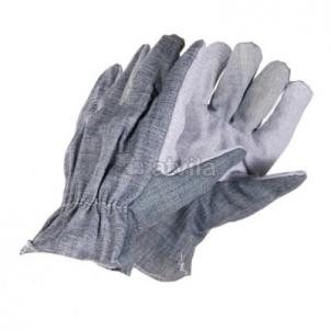 Pirštinės pirštuot. dž. Sew work gloves