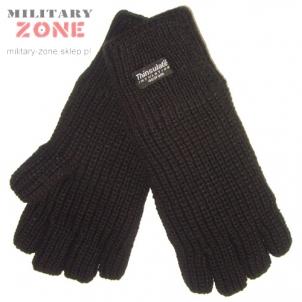 Pirštinės - žieminės, juodos Thinsulate Тактические перчатки