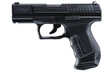 Pistoletas AEG GBB Walther P99 DAO Co2 Šratasvydžio pistoletai