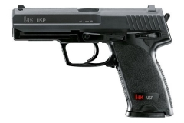 Pistoletas H&K USP Pistols