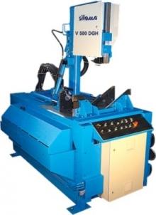 Pjovimo staklės V500DGH, vertikalios The cutter cutting machine