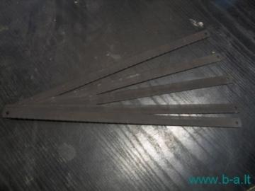Pjūkl.metalui 300mm su ašmen Rankiniai pjūklai peiliai