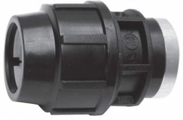 Plastikinis lauko vandentiekio perėjimas, d 1''-25, vidus Outdoor plumbing transitions