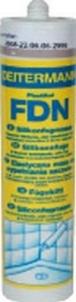 Plastikol FDN (weber. fug 881) skaidri 310ml.