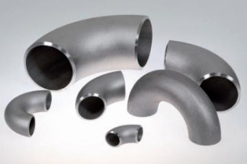 Plieninė alkūnė, d 1''1/4 Plieninės alkūnės