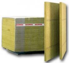 Stone wool slabs Rockwool Manrock PRO 120x1200x2000