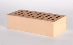 Perforated facing bricks Sarmite 11.311100L Ceramic bricks