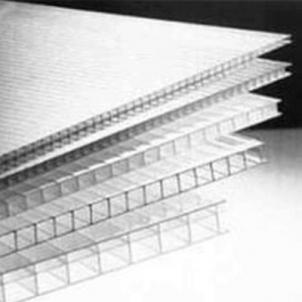 Polycarbonate 6x2100x6000 mm 2R transparent Pvc and polycarbonate sheets