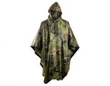 Pončas - palerina Helikon Woodland Speciālie apģērbi