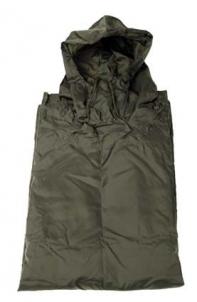 Pončas - palerina chaki spalvos Rip-Stop Speciālie apģērbi