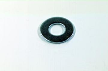 Poveržlė DIN 125 d-4 Zn Washers din 125, galvanized
