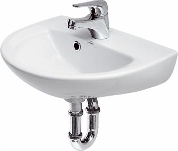 Praustuvas CERSANIT PRESIDENT 45 su skyle Wash basins
