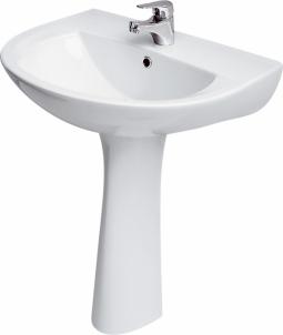 Praustuvas CERSANIT PRESIDENT 60 su skyle Wash basins