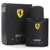 Priemonė po skutimosi Ferrari Black Line After shave 75ml
