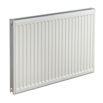 Radiator PURMO C 11 550-1000, subjugation on the side The lateral connection radiators