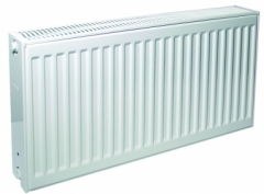 Radiator PURMO C 22 500-1400, subjugation on the side The lateral connection radiators