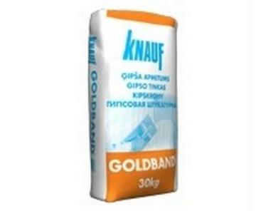 Rankinis gipsinis tinkas Kanuf Goldband 30 kg (LV)