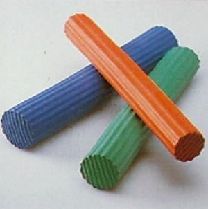 Rankos treniruoklis 'FlexBar' (mėlynas) Izmantot rīkus