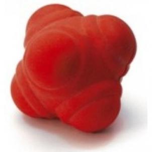 Reakcijos kamuoliukas SISSEL Ergo-Ball, raudonas Sporto medicina