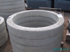 Manhole grade ring RŽ 7-15 Water mixing system