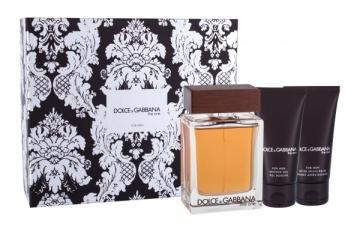 Rinkinys Dolce & Gabbana The One EDT 100ml+50ml balzamas+50ml dušo želė Kvepalų ir kosmetikos rinkiniai