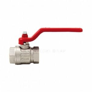 Rutulinis ventilis IDEAL, d 2''1/2, vidus-vidus, ilga rankena Rutliniai valves, brass