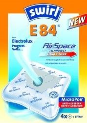 SWIRL E84/4 MP3 D.s. filtras Dulkių siurblių priedai