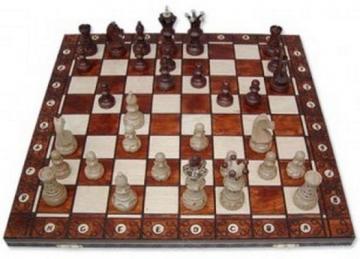 Šachmatai 'AMBASADOR' Žaidimai, kortos