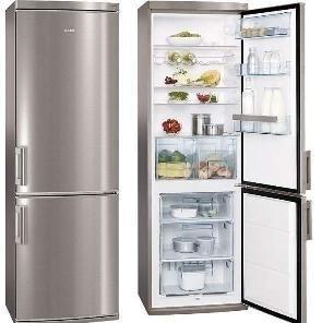 Ledusskapis-saldētava AEG S53600CSS0