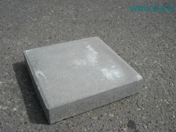 Sidewalk brick ŠP PLAZ D-7-F200 Sidewalk tiles