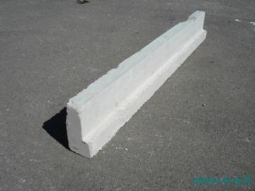 Lintel 'L' 1,5 m Reinforced Concrete lintel