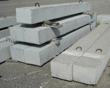 Bearing lintel MU-30 Reinforced Concrete lintel