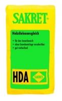 Sakret HDA Levelling Compound for Wooden Planks 25 kg Levelling blends