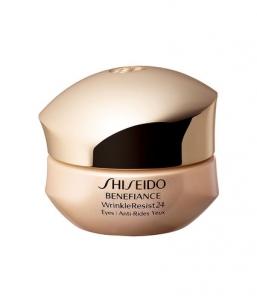 Shiseido BENEFIANCE Wrinkle Resist 24 Eye Cream Cosmetic 15ml Paakių priežiūros priemonės