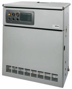 Sime RMG 100 Mk, II, 100kW, Katilas dujinis stacionarus Gāzes apkures katliem ar atvērtu degšanas kameras
