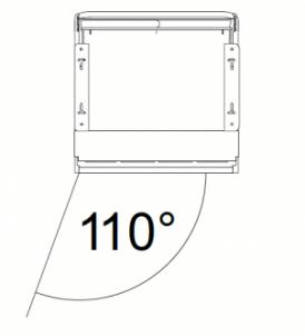 Šiukšliadėžė FRANKE Cube 50, automatinis atidarymas, 2x14l. Kitchen trash cans
