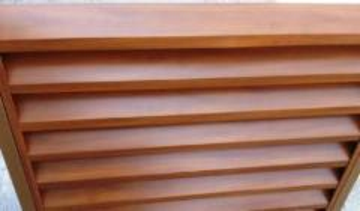 Skardinės tvoros segmentas 10x1500x2500 Horizontālā zaliuzi profils