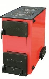 Slawex KWK 13-5 15kW   Kieto kuro katilas-viryklė A traditional solid fuel boilers